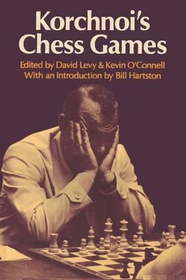 Korchnoi's Chess Games (Paperback)