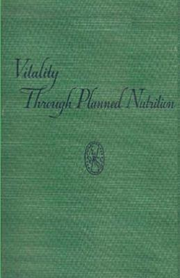 Vitality Through Planned Nutrition (Paperback)