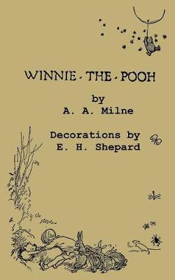 Original Version Winnie-the-Pooh (Paperback)