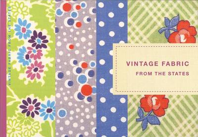 Vintage Fabric from the States (Paperback)