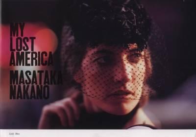 Masataka Nakano: My Lost America (Paperback)