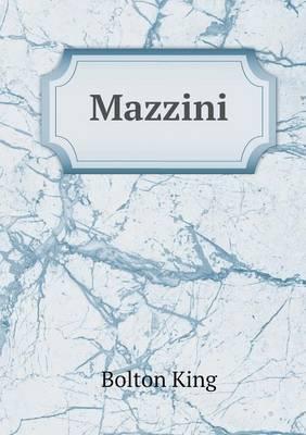 Mazzini (Paperback)