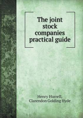The Joint Stock Companies Practical Guide (Paperback)