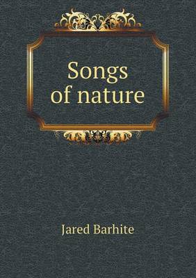 Songs of Nature (Paperback)