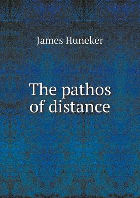 The Pathos of Distance (Paperback)