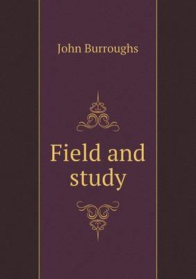 Field and Study (Paperback)
