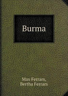 Burma (Paperback)