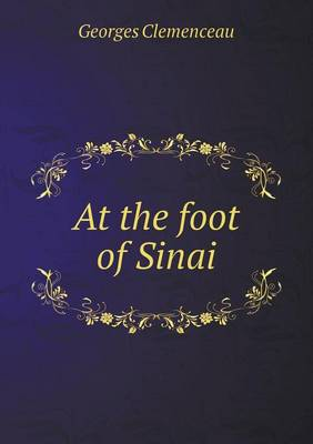 At the Foot of Sinai (Paperback)