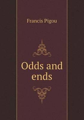 Odds and Ends (Paperback)