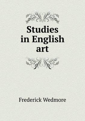 Studies in English Art (Paperback)