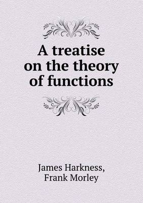 A Treatise on the Theory of Functions (Paperback)