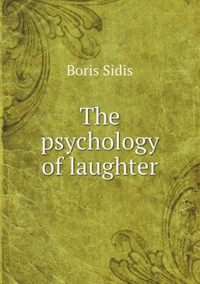 The Psychology of Laughter (Paperback)