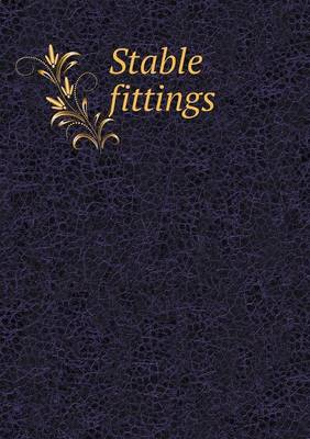 Stable Fittings (Paperback)