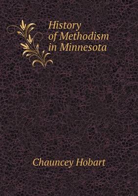 History of Methodism in Minnesota (Paperback)