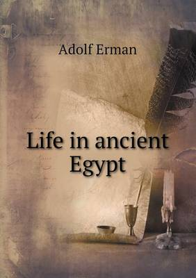 Life in Ancient Egypt (Paperback)