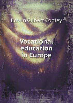 Vocational Education in Europe (Paperback)