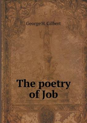 The Poetry of Job (Paperback)