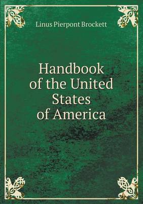 Handbook of the United States of America (Paperback)