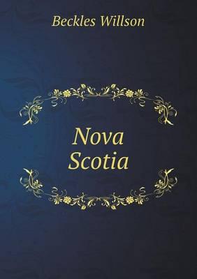 Nova Scotia (Paperback)