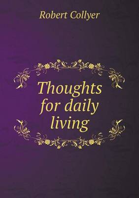 Thoughts for Daily Living (Paperback)