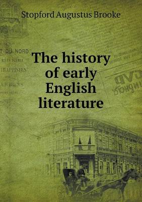The History of Early English Literature (Paperback)