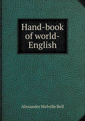 Hand-Book of World-English (Paperback)