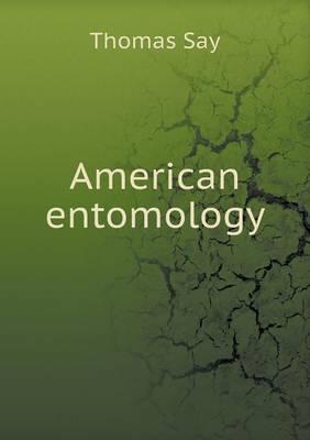 American Entomology (Paperback)