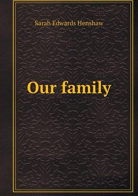 Our Family (Paperback)