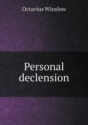 Personal Declension (Paperback)