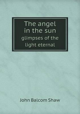The Angel in the Sun Glimpses of the Light Eternal (Paperback)