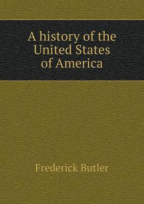 A History of the United States of America (Paperback)