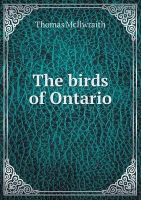 The Birds of Ontario (Paperback)