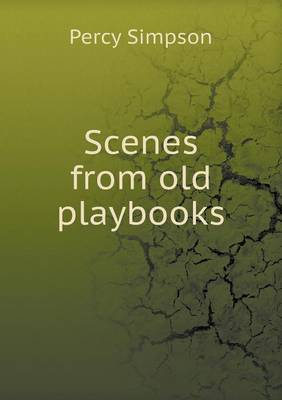 Scenes from Old Playbooks (Paperback)