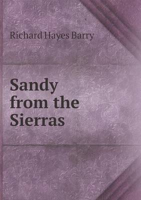 Sandy from the Sierras (Paperback)