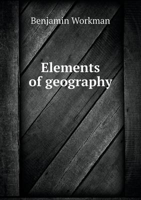 Elements of Geography (Paperback)
