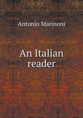 An Italian Reader (Paperback)