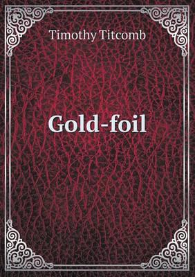 Gold-Foil (Paperback)