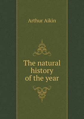 The Natural History of the Year (Paperback)