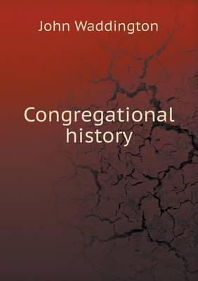 Congregational History (Paperback)