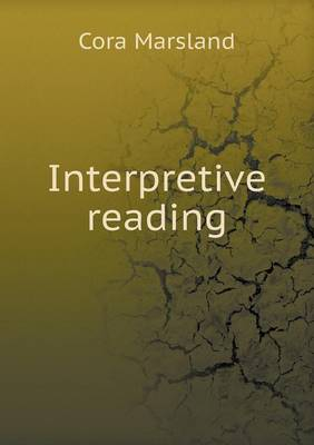 Interpretive Reading (Paperback)