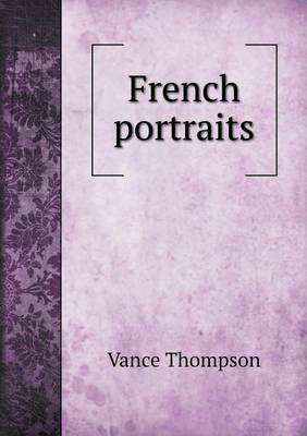 French Portraits (Paperback)