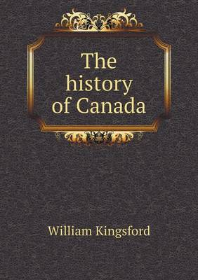 The History of Canada (Paperback)