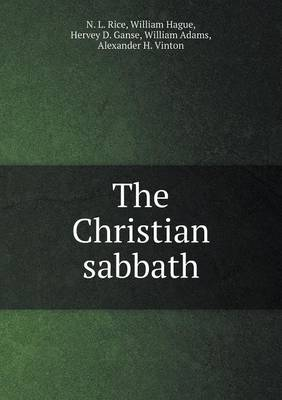 The Christian Sabbath (Paperback)