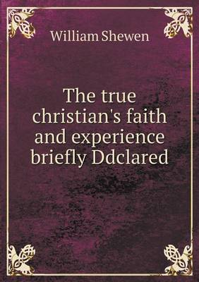 The True Christian's Faith and Experience Briefly Ddclared (Paperback)