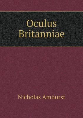 Oculus Britanniae (Paperback)