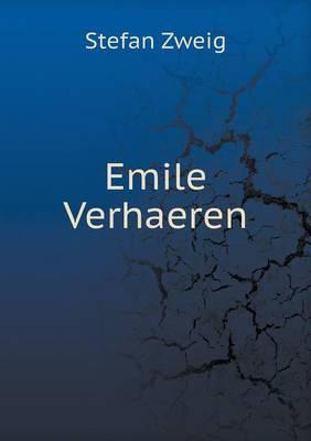 Emile Verhaeren (Paperback)