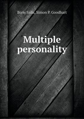 Multiple Personality (Paperback)