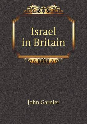 Israel in Britain (Paperback)