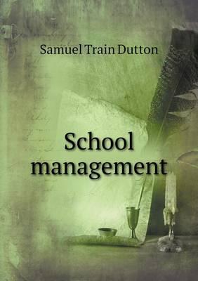 School Management (Paperback)