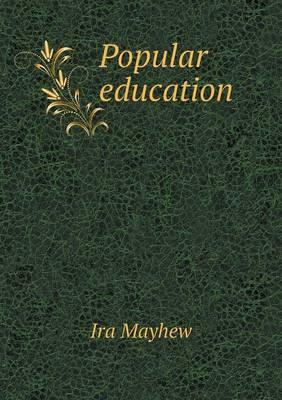 Popular Education (Paperback)